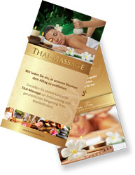 Thai Massage Angebot
